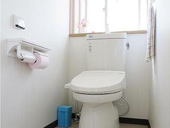 不便だった和式トイレが使いやすく上品な雰囲気の洋式トイレになりご提案に感謝しています。