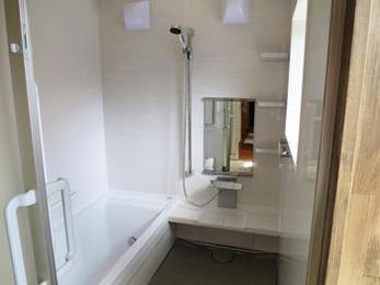 前とは比べられないくらい使いやすく、明るい雰囲気の浴室にしていただき、ありがとうございます。