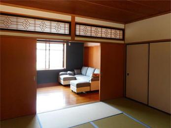 和洋折衷をうまくデザインしてくれて、住みやすい空間が出来ました。ありがとうございます。