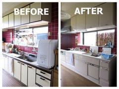 最近のシステムキッチンは機能も充実していて本当に使い勝手がいいですね。掃除もしやすいのでお悩みの方はお早めにご相談ください。