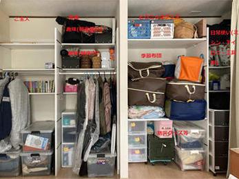 リフォームを機会に家の中を整理したいと思っていましたが、収納アドバイザーの吉田さんが整理のコツや考え方を一緒に考えてくれたので助かりました。今まで部屋に出ていた物が、ほとんど収まりました。使用頻度や種類分けして収納でき、物を探す時間が無くなりました。子供達も出し入れが簡単なので、自分で片づけたりお気に入りのキャラクターを飾る場所を決め楽しんでいます。自分だけが分かる収納ではなく、誰が見てもどこに何があるかをわかる様になっているので、片付けに弾みが出て、他の場所も整えるきっかけになりました。ヴィータスパネル
